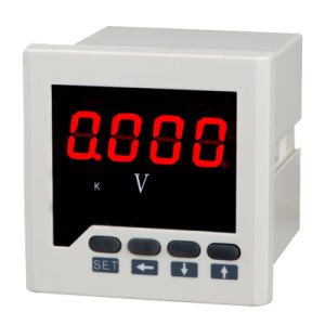 Digital AC Three Phase Voltage Meter Voltmeter with RS-485 pictures & photos