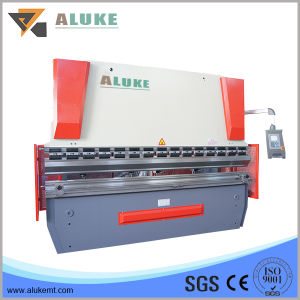 Auto Hydraulic Steel Bending Machine pictures & photos