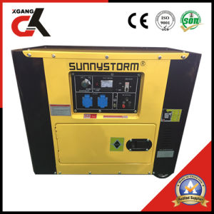 5kw New Model Silent Diesel Generator (Set) pictures & photos