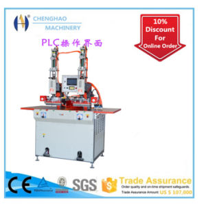Manufacturers Direct Sales of Pattern Welding Machine, Shoe Upper Fabric Welding Machine, Ce, ISO Certification