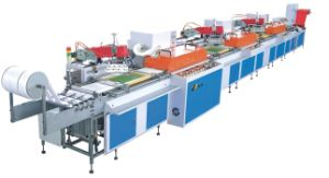 Spr Series Ribbon Screen Printer/Printing Machine pictures & photos