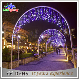 China Festival Led Arch Motif Outdoor