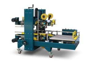 Semi Automatic Case Sealing Machine for Carton Edge Sealing (EXG-500)