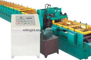 Auto Z Shape Purlin Roll Forming Machinery pictures & photos