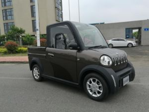 80km H Rear Wheel Drive 2 Seater Electric Pickup