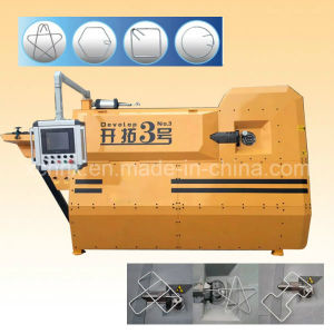 Develop Series CNC Steel Bar Bending Machine pictures & photos
