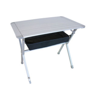 Stable Aluminum Leisure/Portable Table