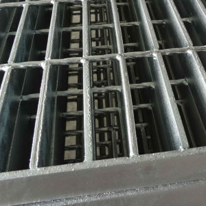 Hot Dipped Galvanized Steel Bar Grating pictures & photos