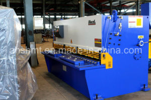 Hydraulic Shear Machine, Estun E21s Steel Plate Cutting Machine pictures & photos