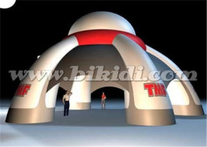 Unique Design Inflatable Dome Tent, UFO Inflatable Spider Tent K5116 pictures & photos
