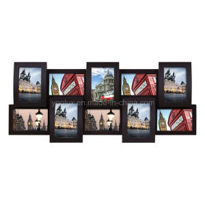 Plastic Multi Openning Promotion Gift Collage Decorative Picture Frame