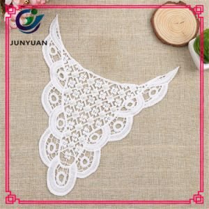 Knitted Crochet Lace Flower Swiss Lace Collar pictures & photos
