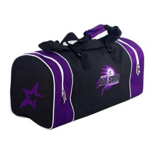 f9f921fab China Customize Logo Color Soccer Team Clear Duffle Bag Mens Carry ...