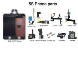 Original Replacement Back Camera Rear Camera for iPhone 5s pictures & photos