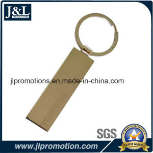 Shiny Plating High Quality Customer Logo Keychain pictures & photos
