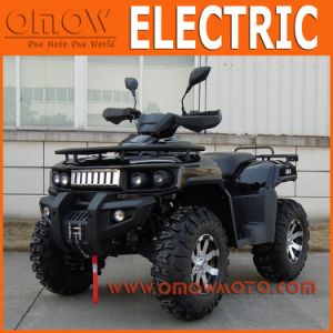 3000W 4X2 Shaft Drive Utility Electric Quadricycles, Cuatriciclo pictures & photos