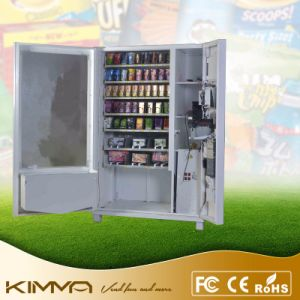 Car Care Supplies Large Advertisement Screen Vending Machine 10 Columns pictures & photos