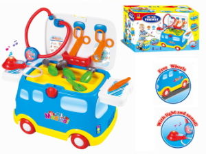 Kids Pretend Play Toy Doctor Medical Play Set (H3775160) pictures & photos