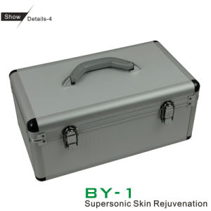 Light-Weight and Portable Ultrasonic Cryotherapy Beauty Machine pictures & photos