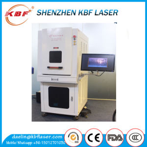 UV Hyperfine Laser Marking Machine for Glass PCB Flexible Material pictures & photos