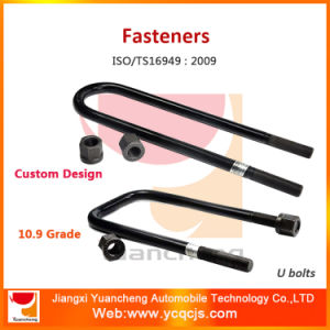 Auto Spare Part New Leaf Springs Utility Trailer Springs Fasteners