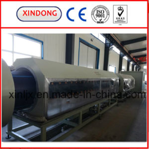 Plastic HDPE LDPE Pipe Extruder Machine Extrusion Line pictures & photos