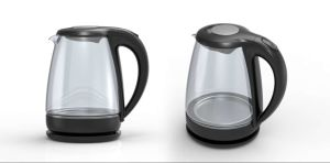 Glass Kettle with on/off Switch LED Indicator light Fy-688 pictures & photos