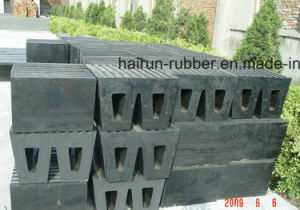 W Type Marine Rubber Fender for Boat Protection