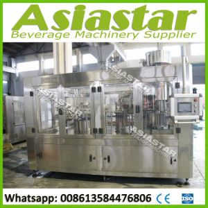 Pet Bottle Carbonated Soft Drink Producing Filling Machine pictures & photos