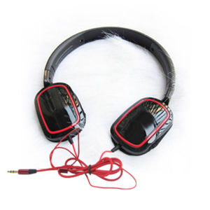 Wholesale Custom Free Sample Headphone Factory pictures & photos