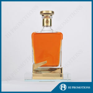 Man-Made Crystal Wine Bottle Display Base (HJ-DWNL01) pictures & photos