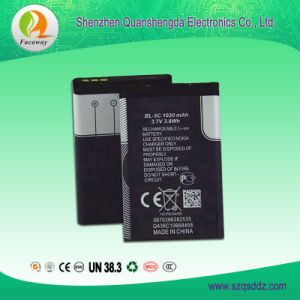 3.7V 3.8wh 1020mAh Rechargeable Lithium Batteries