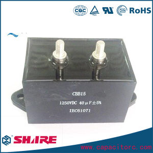 40UF 1250VDC AC Resonance Circuit Capacitor for Welding Machines pictures & photos
