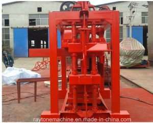 Qtj4-40b2 Concrete Block Machine Hollow Coment Brick Making Machine pictures & photos