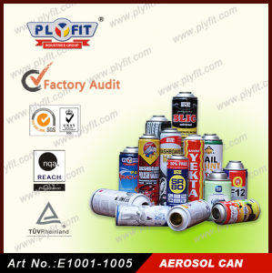 China Supplier Tin and Aluminium Empty Spray Cans Aerosol pictures & photos