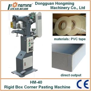 Hm-40 Rigid Box Four Corner Pasting Machine (HM-40)