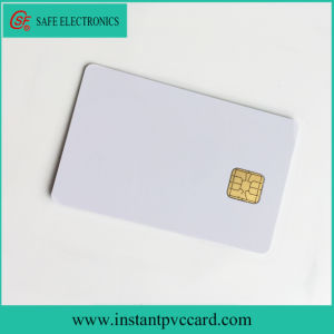 Good Quality Inkjet Printable Sle4428 Chip PVC Card pictures & photos
