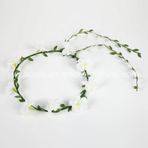 Simple Party Decoration Silk Flowers Wreaths