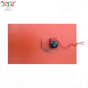 DC/AC 12V 220V Customized High Quality Flexible Silicon Rubber Heating Pad/Plate/Mat pictures & photos