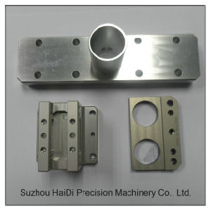 Custom Precision Metal Aluminum CNC Machining Parts Support Powder Painting