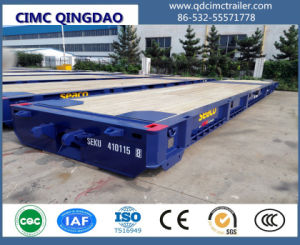 Port Trailer Roll Mafi Trailer pictures & photos