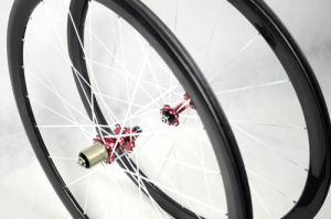 3k 700c 38mm Clincher Carbon Bike Wheels