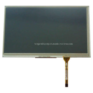 Rg070tn92t 7 Inch High Brightness TFT LCD Panel with Touch Panel pictures & photos