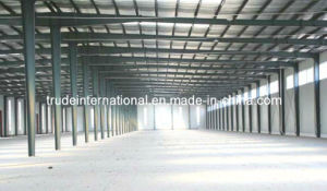 Steel Structure Building for Factory pictures & photos