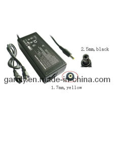 19V 3.42A 65W AC Adapter 1.7mm/2.5mm for Acer