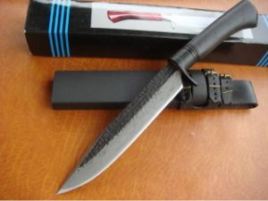 OEM Kanetsune Guardian Knife Fixed Blade Knife for Rescue