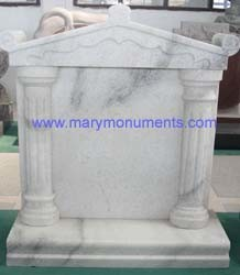 Marble Monument, Tombstone, Granite Memorial, Headstone (15)
