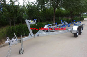 Boat Trailer with Curved Roller (TR0219) pictures & photos