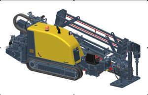 Hl512bhorizontal Directional Drilling Machine