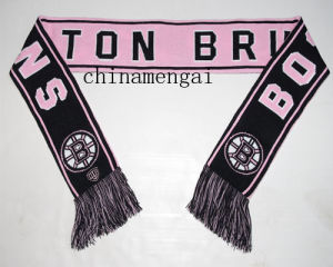 Football Scarf Soccer Scarf (LJ-1013) pictures & photos